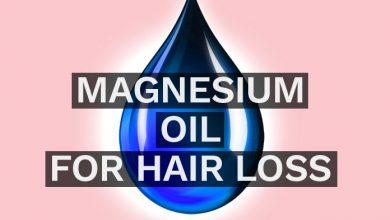 Can I Spray Magnesium Oil on My Hair?