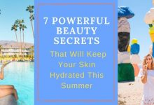 How Can I Hydrate my Skin in Summer?