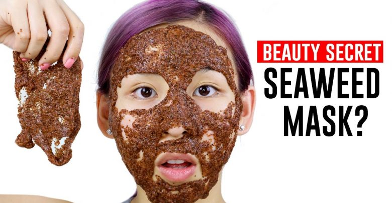 How to Use Seaweed on Face?