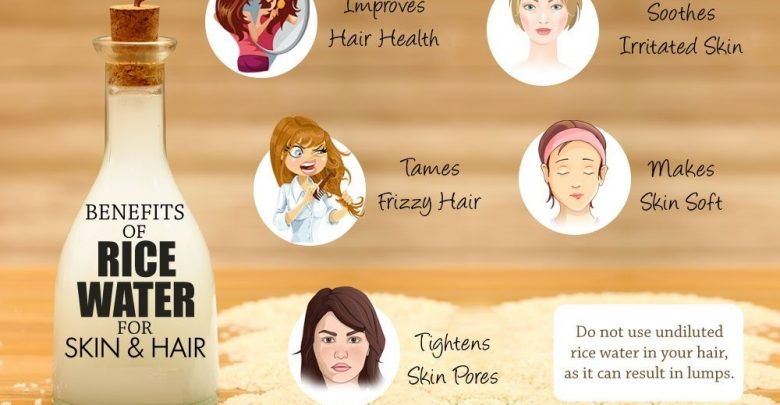 Is Rice Water Good for your Hair?