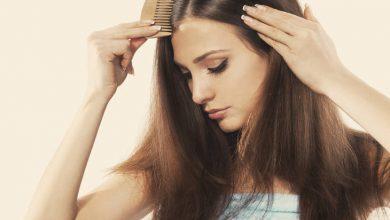 How to Get Rid of Static Hair Naturally?