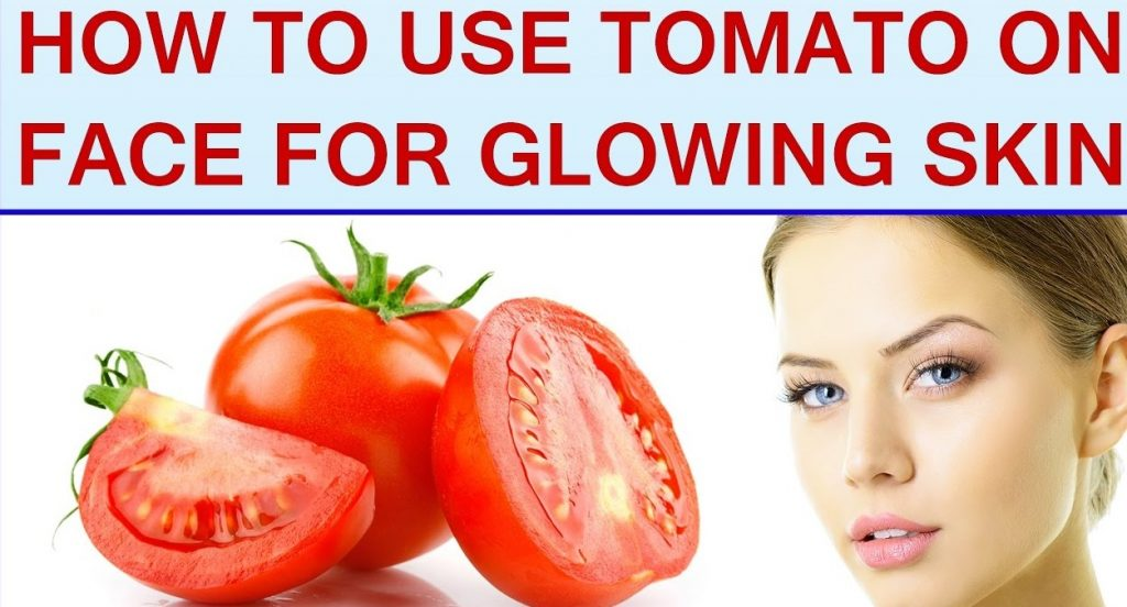 How to Use Tomato on Face for Glowing Skin?