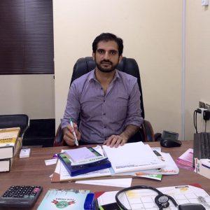 Dr Farooq Qaisrani