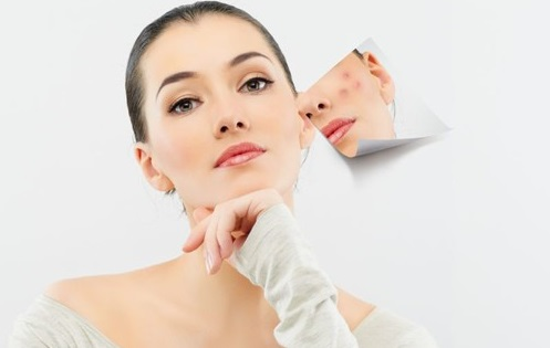 How long do scabs take to heal on face?
