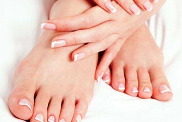 How to lighten the skin on my feet?