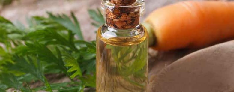How to make natural sunscreen with carrot seed oil?
