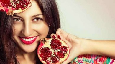How to use Pomegranate for skin whitening?