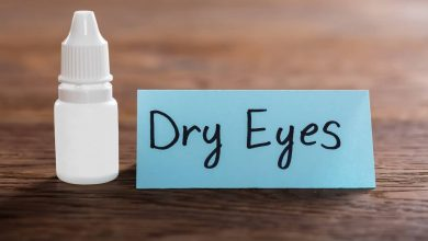 How to use eye gel for dry eyes?