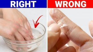 How to Remove Super Glue from Hands at Home?